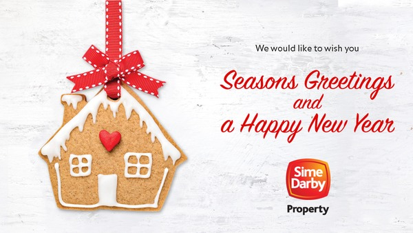 Season\'s Greetings and Happy New Year from all of us at Sime Darby ...